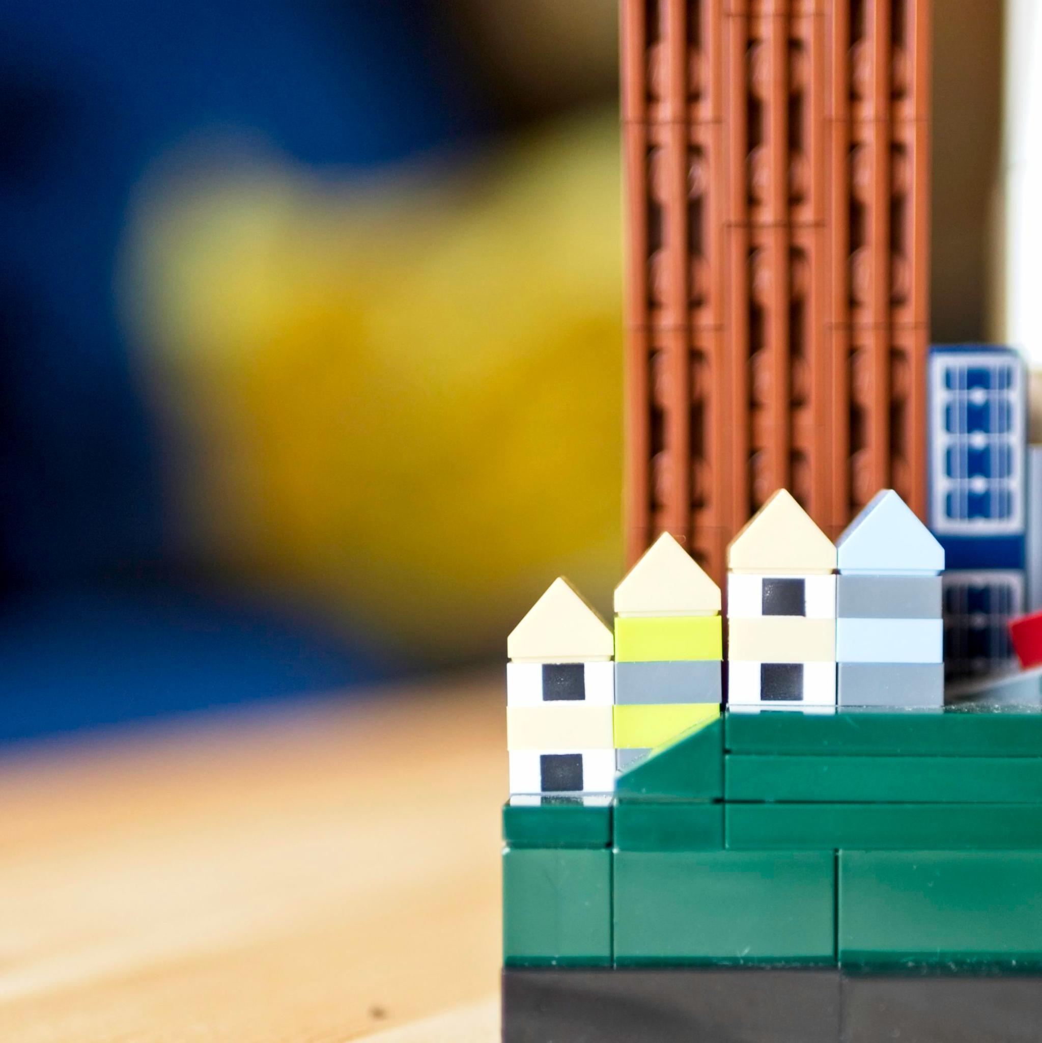 Lego Architecture San Francisco 21043