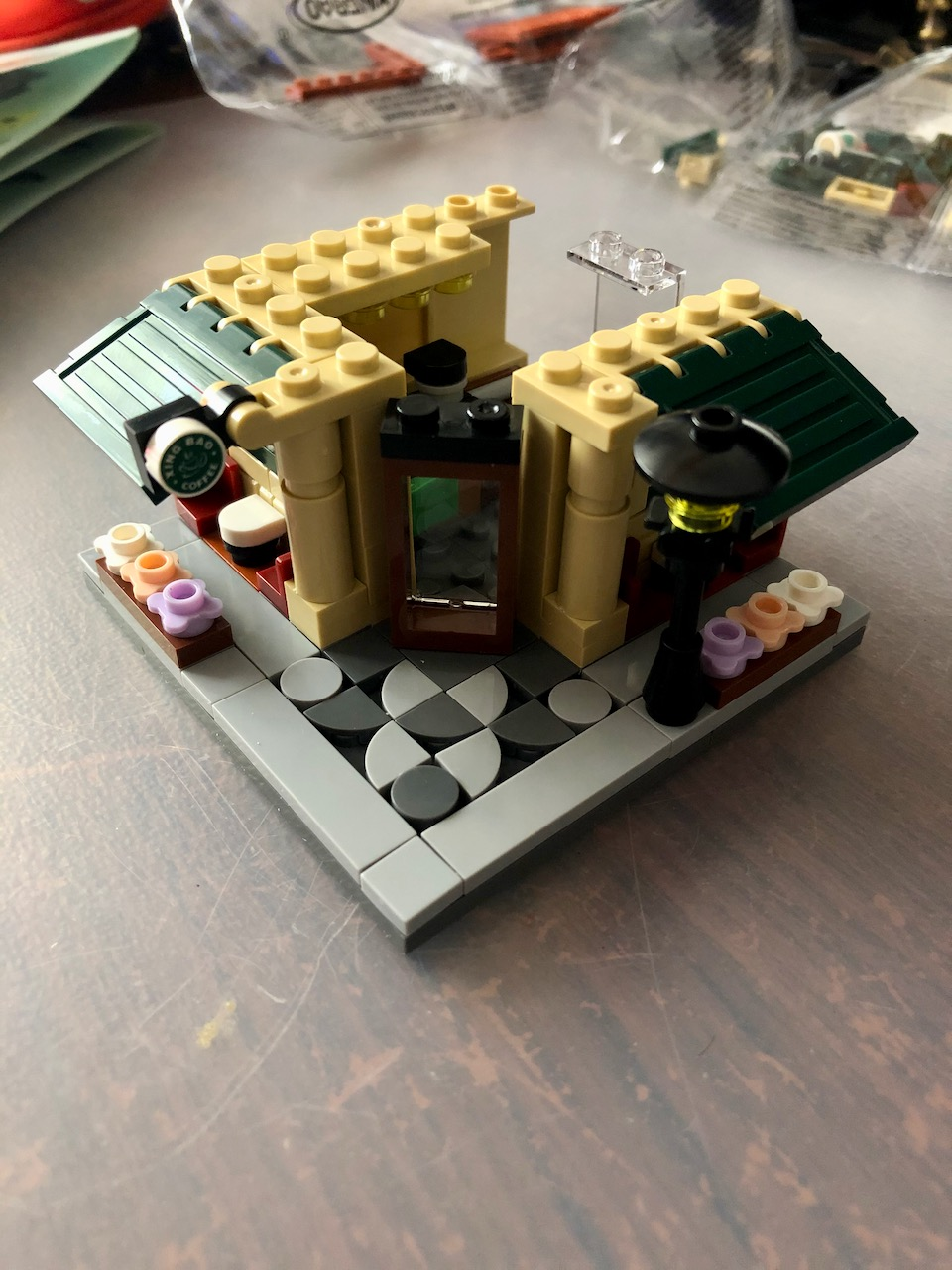 Xingbao xb01105 Cofee Shop