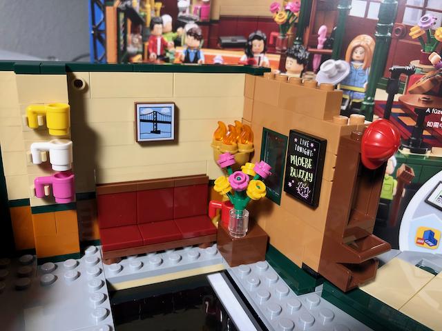 Central Perk - Set 21319